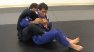 Defending the Back to Half Guard to Sweep- Lucas Leite