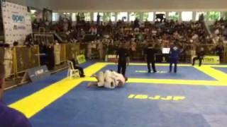 Ex UFC Fighter Travis Lutter Defeats Roberto Godoi in Brazil