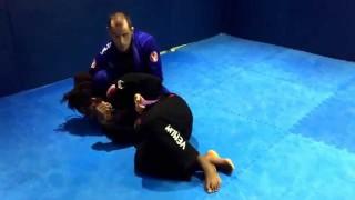 Kimura to Choke/Back Take- Leo Queiroz