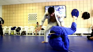 Lapel Guard Levitation Sweep- Keenan Cornelius