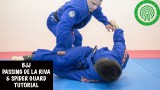 Passing De La Riva & Spider Guard Tutorial- Raphael Dos Santos