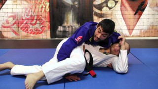 "Roger Gracie Style Mounting from Side Control- Francisco ""Sinistro"" Iturralde"