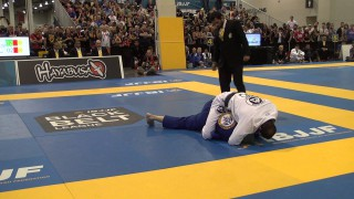 Roger Gracie vs Rodrigo Comprido, 2015 IBJJF Black Belt League Super Fight