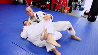 Rolling Back Take from Half Guard- Brad Wolfson