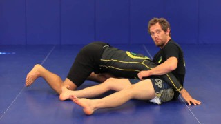 Sneaky Halfguard pass to Guillotine- Jeff Glover