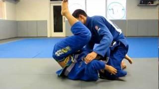 Sweep from Inverted Guard- Kristina Barlaan