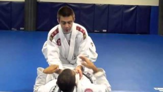 Triangle to Baratoplata from Closed Guard