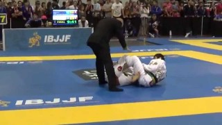 Watch: 19 year old Mikey Musumeci defeats Joao Miyao at the American Nationals