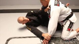 X Guard to Technical Stand Up Sweep- Thiago Sa