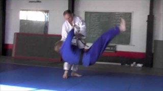 32 Footsweeps for Judo BJJ