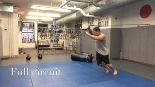 BJJ Conditioning Circuit- Stevie Linton