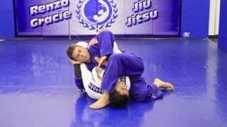 Double Armbar from Side Control-  Zed Chierighini