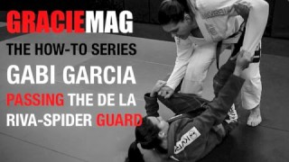 How to Pass DLR/Spider Guard- Gabi Garcia
