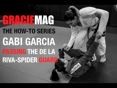 How the the DLR/Spider Guard- Gabi Garcia