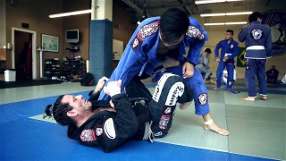 Kurt Osiander trains at Ralph Gracie SF