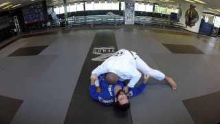 Long Step Hip Switch Pass- Mahamed Aly