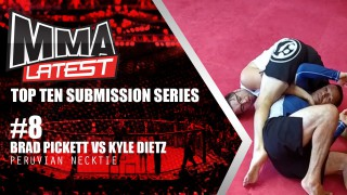 No-Gi Peruvian Necktie – Brad Pickett and Kyle Dietz