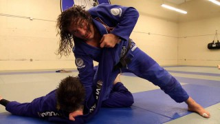 Paulista Pass vs Half Guard- Kurt Osiander