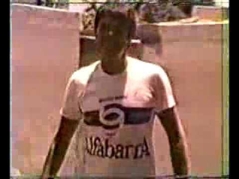 Really old school footage of Carlson Gracie team
