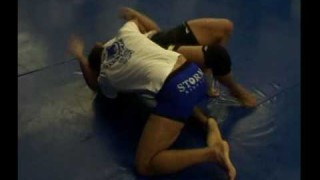 Renzo Gracie vs Ryan Gracie No-gi