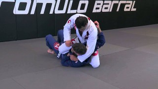 Romulo Barral Teaches Triple Attack With Mounted Triangle Finish