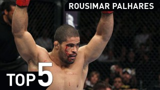 Rousimar Palhares Top 5 Best Submissions in MMA/ Grappling