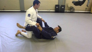 Super Easy Sweep from closed guard