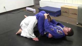Triangle Choke Variation from Guard- Guybson Sa