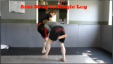 Arm Drag to Single Leg Takedown