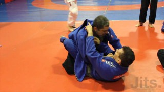 Dede Pederneiras – Closed guard attacks