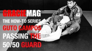 Guto Campos – passing the 50/50 guard