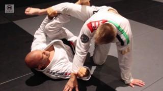Invisible Armbar from Open Guard- Lucio 'Lagarto' Rodrigues