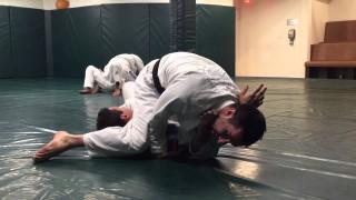 Jiu Jitsu Submissions chained together