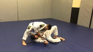 Kimura to Paper-Cutter Choke