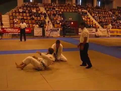 Nate Diaz vs Ryan Hall 2007 US Open