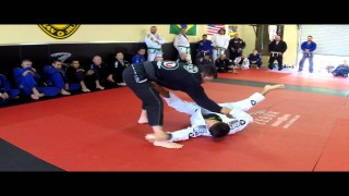 Robson Moura – Grip Break and Guard Recovery