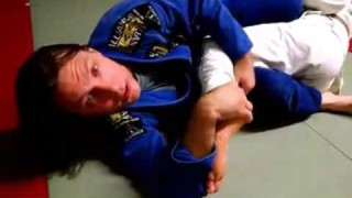 Toe Hold variation from Ian McPherson