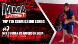 Top Ten Submission Series | #7 – Ryo Chonan vs Anderson Silva