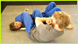 2 Armbars Set-ups for Bigger Opponents – Side Control