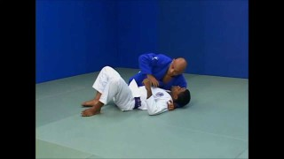 3 lapel chokes from Side control