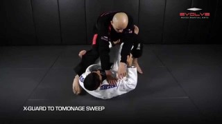 5 Brazilian Jiu-Jitsu X-Guard Sweeps – Evolve