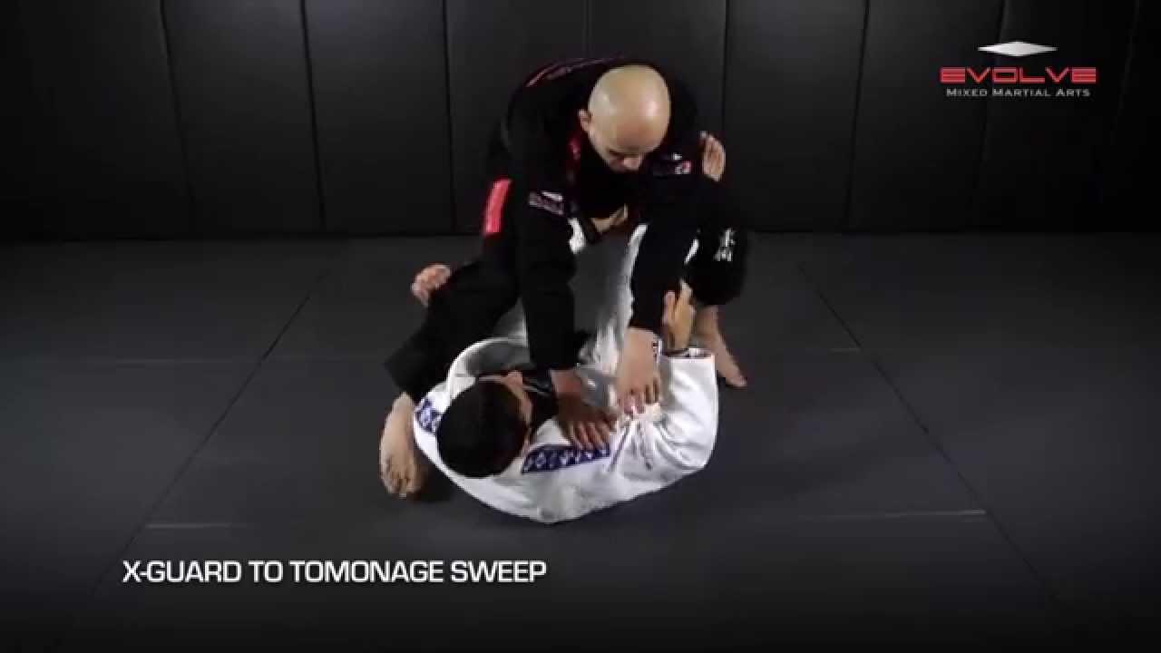 5 Brazilian Jiu-Jitsu X-Guard Sweeps