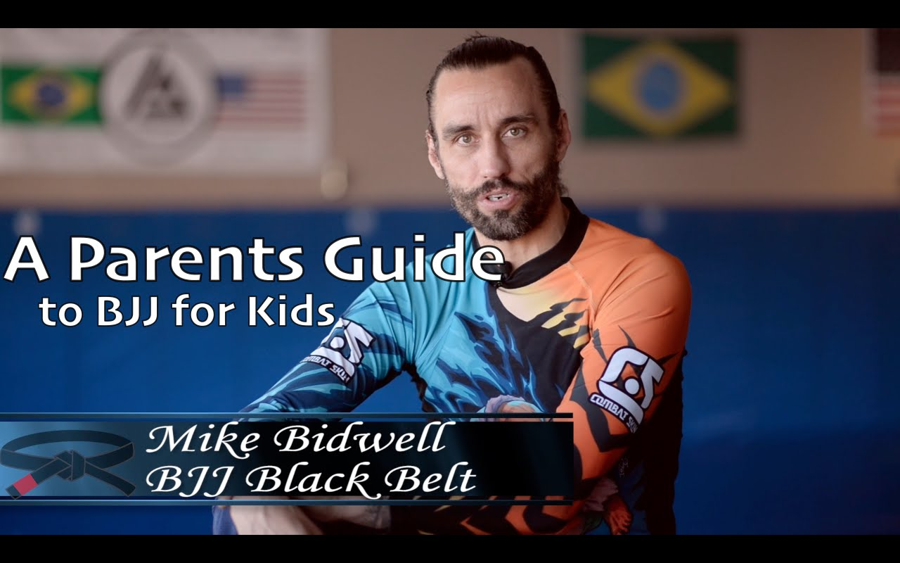 A Parents Guide to BJJ for Kids