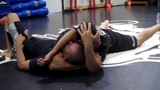 Americana & Head and Arm Choke Submissions