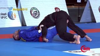 "Andre Campos vs Roberto ""Cyborg"" Abreu – Abu Dhabi Grand slam Absolute finals"