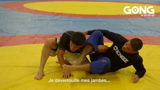 Andre Galvao – Triangle/Omoplata seminar