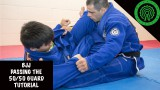 BJJ Passing the 50/50 Guard Tutorial