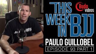 Budo Jake – Paulo Guillobel part 1of 2