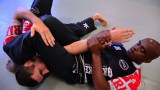 Flying armbar by Flavio Peroba