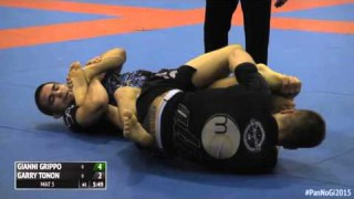 Garry Tonon vs Gianni Grippo